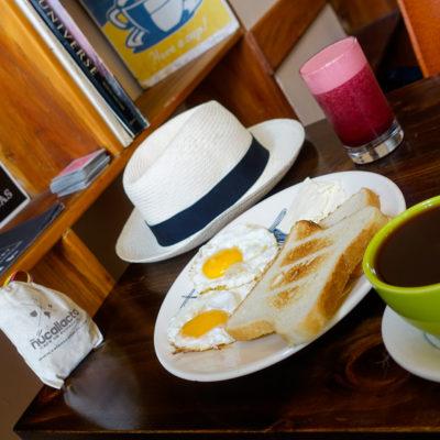 Petit déjeuner - Café de Ñucallacta